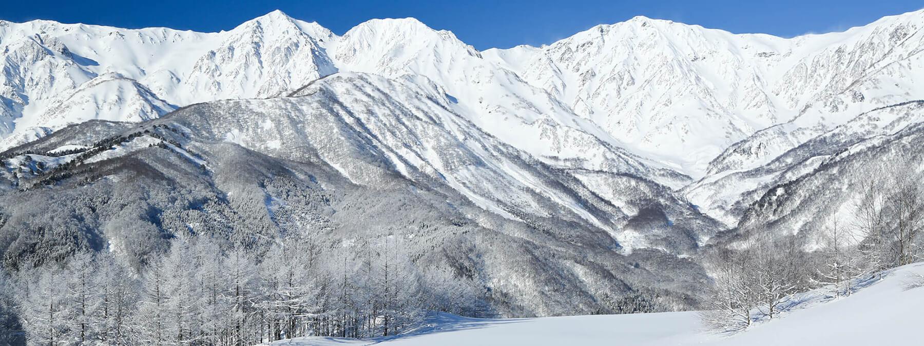 白馬岩岳マウンテンリゾート ウィンターシーズン
